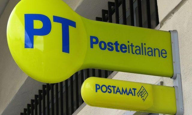 Poste Italiane: erogazione pensioni - Comune di Pellezzano